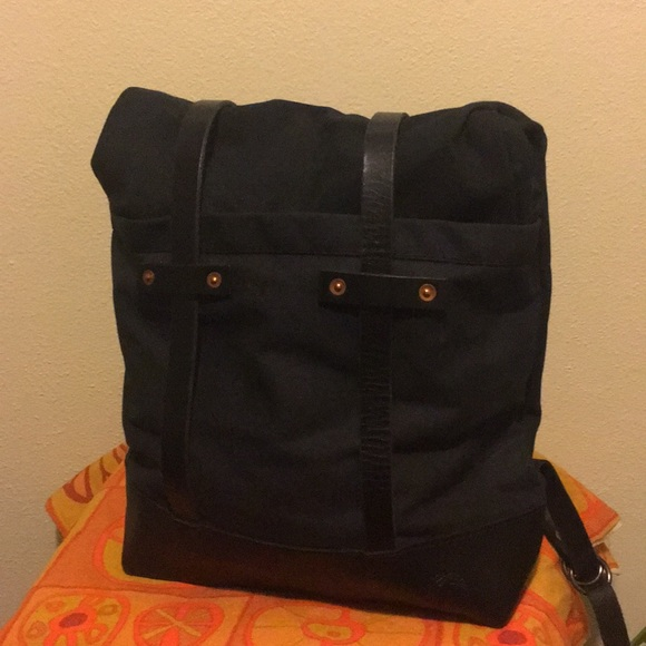 336e48df3 Free People Bags | Orox Canvas Roll Top Backpack | Poshmark